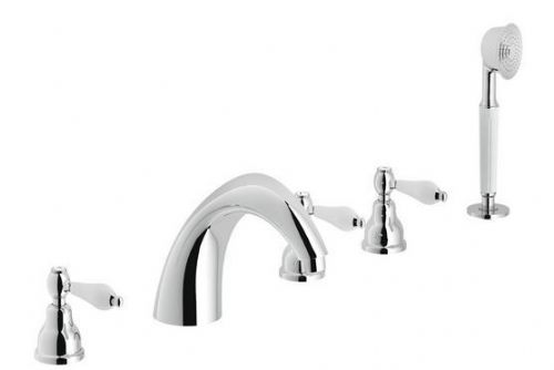 Antica 5 Tap Hole Bath Shower Mixer